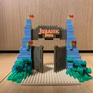 USJ ナノブロック ジュラシックパーク