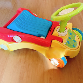 乗用おもちゃ
