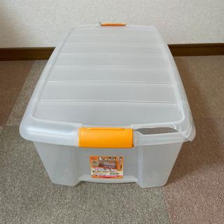 【あげます】衣類等収納ケース 高い所BOX TB-64