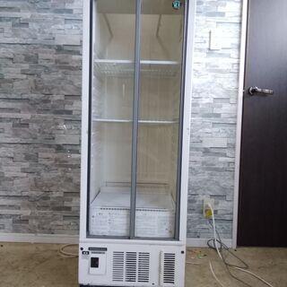 ホシザキ 星崎 小型冷蔵ショーケース ガラススライド扉 ビ…