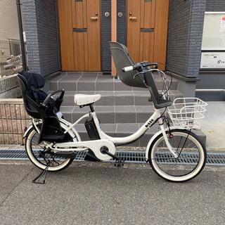 完璧整備❣️パンダ仕様 ビッケ  モブ 子供乗せ自転車