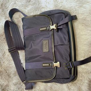 再募集!美品ポロラルフローレンのショルダーバッグ