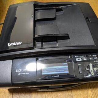 ブラザー プリンター DCP-595CN