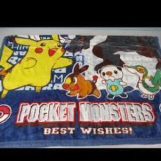 伊藤忠商事さん販売のポケットモンスターシングル毛布を探してますお...