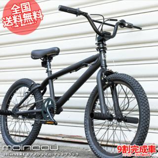 【ネット決済・配送可】BMX 1ヶ月使用ジャイロブレーキ搭載20インチ
