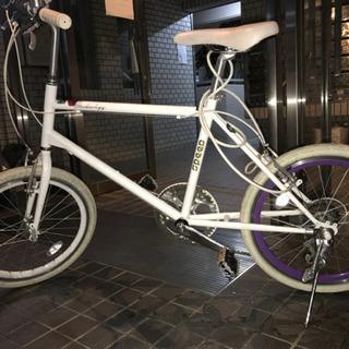 中古自転車 (20インチ) 小径車 シマノ6段変速