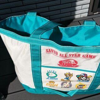 【希少】1995年サンヨーオールスターゲーム オフィシャルバッグ (レジャーバッグ)  - 仙台市