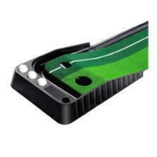 パターマット ゴルフ練習パット パッティングマット 自動返球 パター
