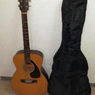 ギター ヤマハ ケース付き