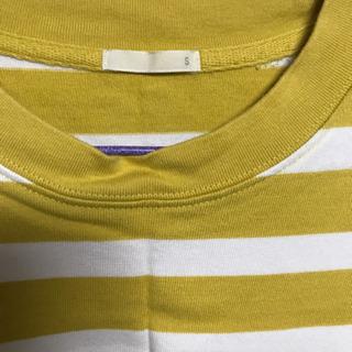 レディース ボーダーシャツ Tシャツ