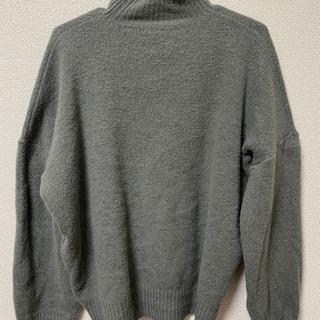 ニット セーター 韓国 レディース フリーサイズ