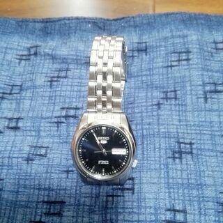 腕時計 セイコー5売りますの画像