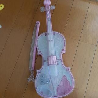 ディズニー バイオリンおもちゃ