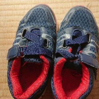 【ネット決済】20cm スニーカー 歩行補助靴 USED