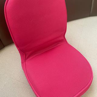 折りたたみ座椅子 美品