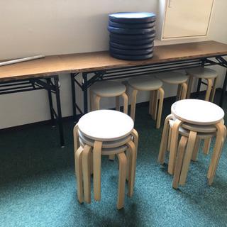 椅子 10脚セット