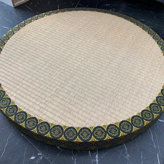 円形畳[未使用品]非売品/和室/インテリア/¥2200