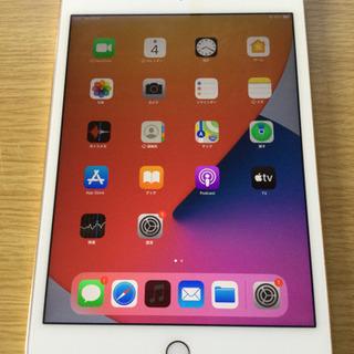 iPad mini4 64GB WiFi +cellular d...