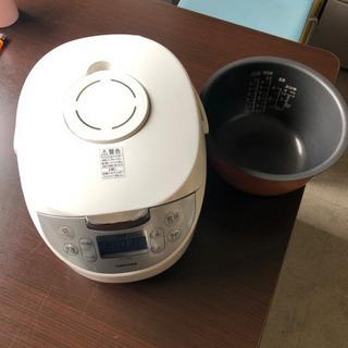 炊飯器五炊き