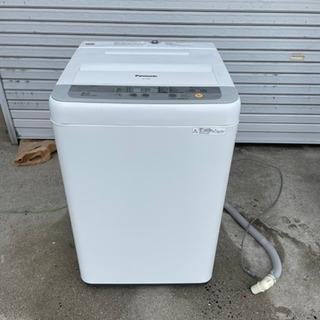 Panasonic 全自動電気洗濯機 2015年製