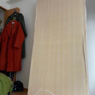 シングルベッドのマットレス