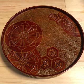 【レトロ】寿司桶とお皿のセット - 生活雑貨