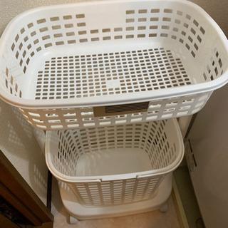 洗濯用品/洗濯カゴ/ハンガー/物干し台(屋外使用用)/生活用品 - 京都市