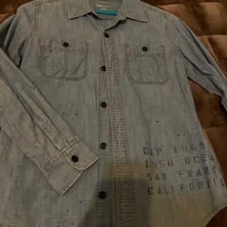 最終値下げ★gapキッズ 1969 デニムシャツ  140サイズ