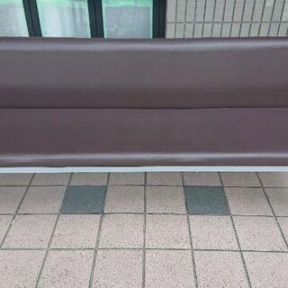 【配送可 美品】長椅子 背付き 中古品 2021/3/4投稿