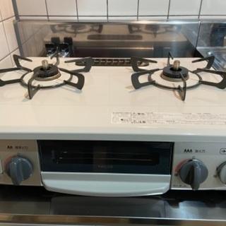 【ネット決済】Rinnai プロパンガス用 ガスコンロ