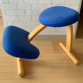 Ryboのバランスチェア 猫背対策椅子 美品です