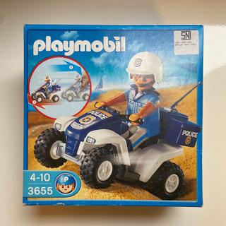 playmobil レスキュー ビーチポリス