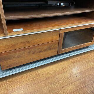 岡家具工業 テレビボード ブラウン