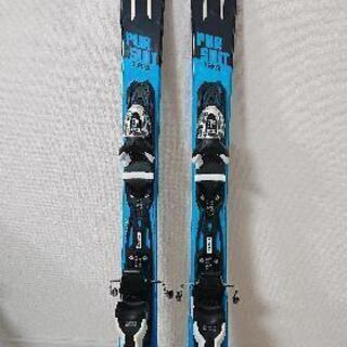 スキー  ロシニョール ショートスキー  パシュート 123cm