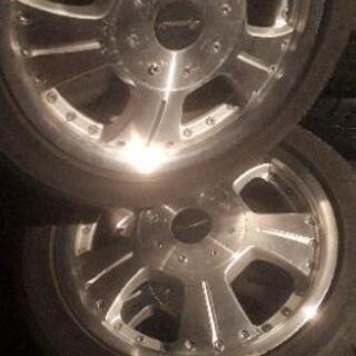 🆕2014年製155/55R14タイヤ&マルチアルミホイー…