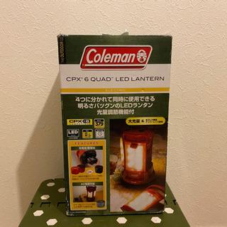 [値下げ]コールマン LEDランタン LEDライト
