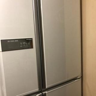 三菱 冷蔵庫 495L 差し上げます