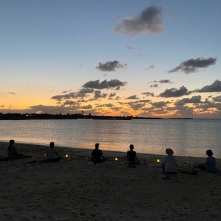 BeachYOGA(Morning,Sunset,Sunrise)