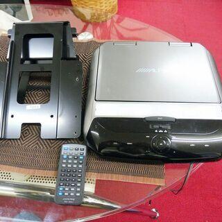 アルパイン TMX-R1100 フリップダウンモニター 中古
