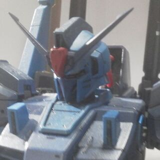 BANDAI RE 1/100 ガンダムMK-Ⅲ 改造 全塗装 完成品