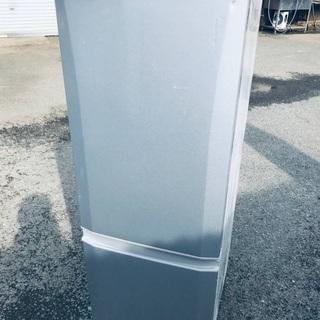 ♦️EJ1395B 三菱ノンフロン冷凍冷蔵庫 【2017年製】