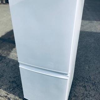 ♦️EJ1398B SHARPノンフロン冷凍冷蔵庫 【2015年製】