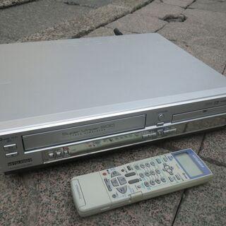 ■配達可■三菱 DVD/VHSプレイヤー ビデオデッキ DJ-V...