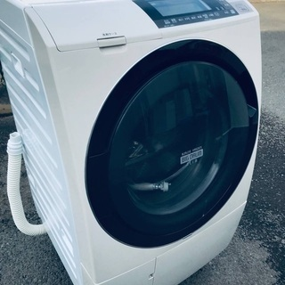 ♦️EJ1406B HITACHI ドラム式電気洗濯乾燥機 【2...