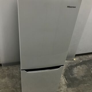 Hisense 2ドア冷凍冷蔵庫 2014年製 HR-D1501