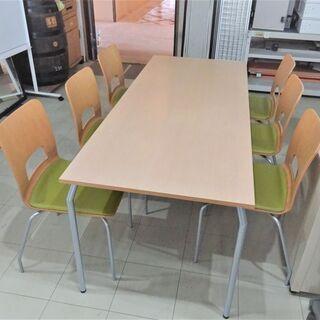 USED イトーキ 6人掛け会議用テーブル