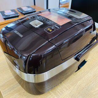 アイリスオーヤマ 可変IHジャー炊飯器 3合 RC-PH30-T...