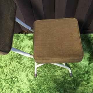 【お取引完了】ニトリ 椅子 - 家具