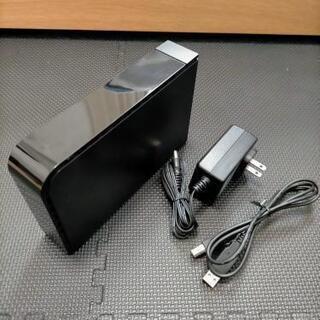 【値下げ】BUFFALO USB3.0用  外付けハードディスク...