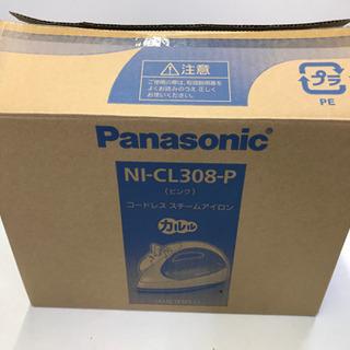 スチームアイロン コードレスアイロン Panasonic 201...